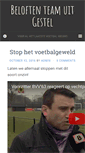 Mobile Preview of beloftenteamgestel.nl